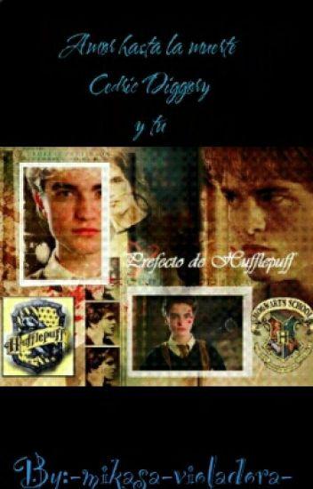 Amor hasta la muerte- Cedric Diggory