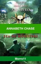 Annabeth Chase and the Sea of Monsters by Morro11