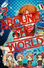 Around The World ( Hetalia X Reader) by booksr4reading