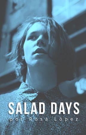 Salad Days by ovejasalvacio