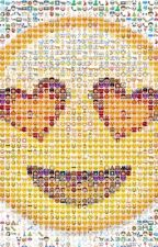 The Book Written Entirely Out Of Emojis by YarnStore
