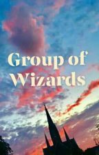 Group of wizards.... by:stenomarian.. by amaZiNgColusus