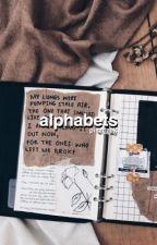 Alphabets | ✓ by Iukaszpiszczek