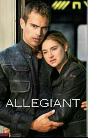Allegiant-Tris alive by HazelWood71