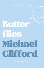 butterflies ✻ m.clifford by -michaelisart