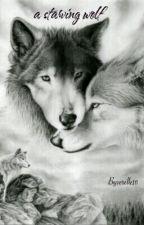 זאב מורעב/ a starving wolf by erelle16