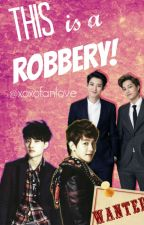 This is a Robbery! /ASKIDA/ by xoxofanlove