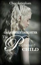 Galadriel's Daughter, the Prophesied Child. by chocolatiepham