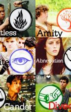 Divergent and Maze Runner Preferences by happyhippyhype