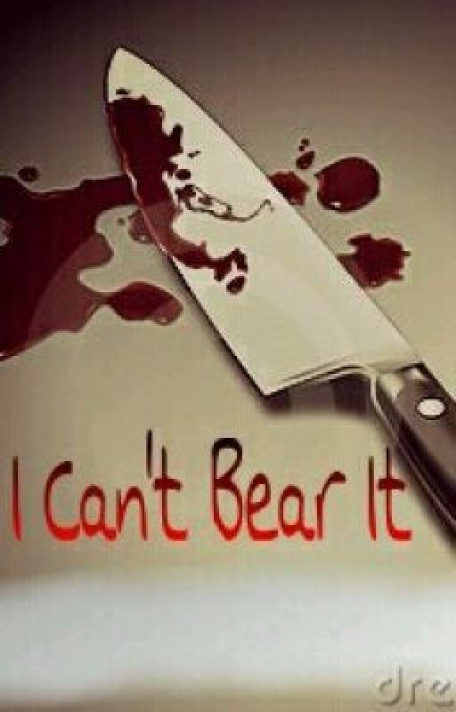 I Cant Bear It- Poem by AllStarConverseLOL