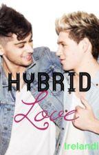 Hybrid Love, Ziall by starlingvigilante