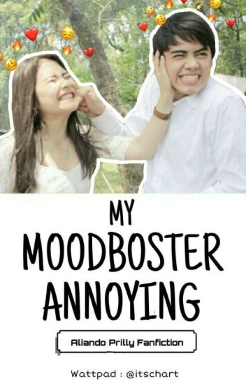 My Moodboster Annoying