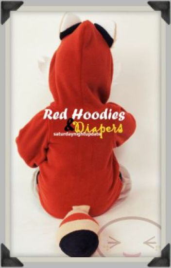 Red Hoodies and Diapers (Sterek, BoyxBoy)