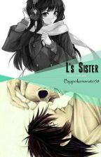 Death Note fan fiction(L's sister) by pokenaruto58