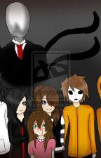 Creepypasta Family by homicidalMarywoods