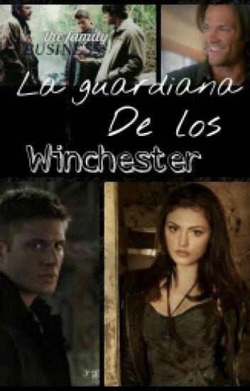 [EDITANDO]La guardiana de los Winchester [Supernatural]