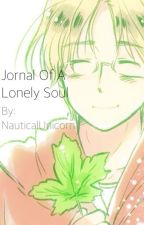 Journals of a Lonely Soul: The Story of Matthew (Hetalia) by NauticalUnicorn