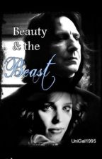 Beauty and the Beast (Severus Snape Fanfic) by UniGal1995