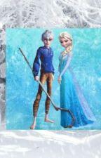 Jelsa (Der Treff von Jack Frost und Elsa) by Elementar2906