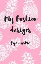 My fashion designs (female) by Supergirl26J