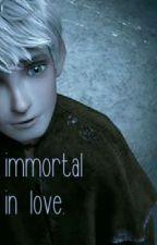 immortal in love. { jack frost } by essabear