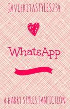 WhatsApp || Harry Styles [Terminada] by SoyLauraMarano