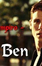 Diarios de um Vampiro - Ben by Caio-Ribeiro