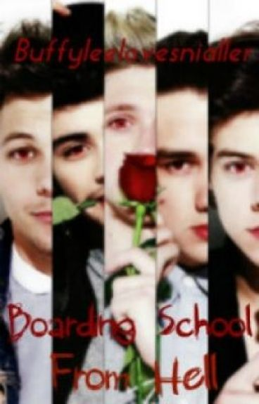 Boarding School from hell (one direction vampire fan fiction)