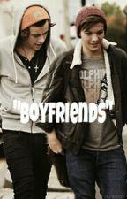 """""""Boyfriends"""" ~ Larry Stylinson by lovelarrystylinson__"""