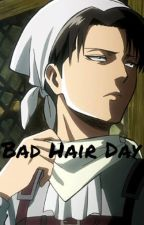 Bad Hair Day (Levi x reader oneshot) by nitr0genblue