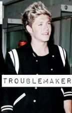 Troublemaker by madison_daydreamer