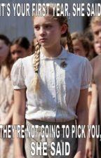 Prim's War (a Hunger Games fan fiction) by Fangirl070