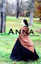 Anna by callieleamon