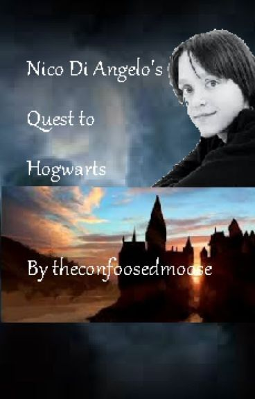 Nico Di Angelo's Quest to Hogwarts