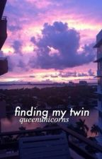 finding my twin ♡  hayes grier by QueenUnicorns