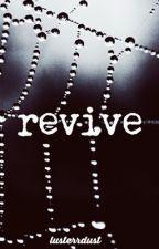 revive | p. parker  by lusterrdust