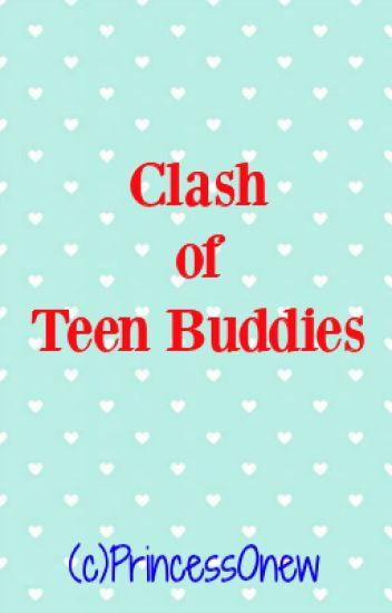 Clash of Teen Buddies