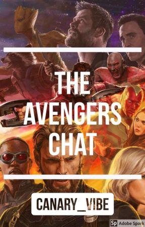 The Avengers Chat - New Avenger - Wattpad