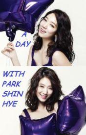 A day with Park Shin Hye by iLoveGirlsGeneration