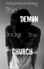 The Demon Under The Church by spacequeen_001