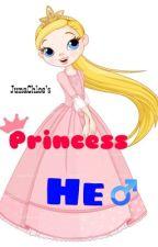 Princess He by JunaChloe