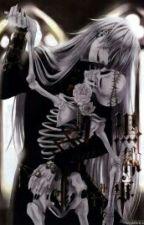 As Dark As His Heart (DeathxReader) by AliceVon