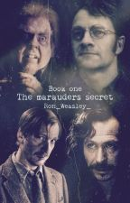 The Marauders secret; The beginning by Ron_Weasley_