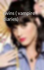 twins ( vampire diaries) by lolaxblossomxx1