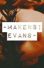 °~Makensi Evans~° |J.P| by agus_hemmo_potter
