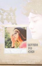 Letters to Chen by chocopretzels