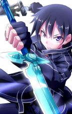 Within the Death Game (SAO; Kirito X Reader) by TheCakinator
