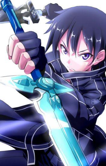 Within the Death Game (SAO; Kirito X Reader)