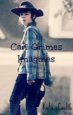 Carl Grimes Imagines {Hiatus} by KylieisCool16
