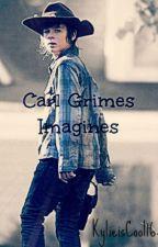 Carl Grimes Imagines {Hiatus} by KylieisCool16